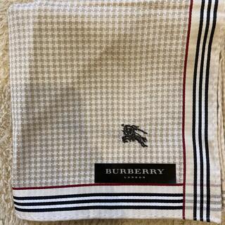 BURBERRY - 新品★バーバリー ハンカチ