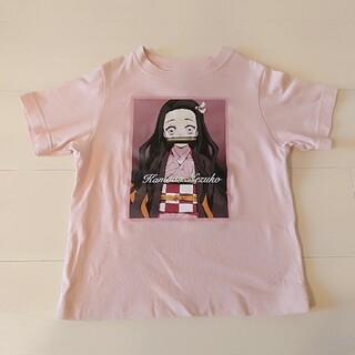 GU - 鬼滅の刃 禰豆子 Tシャツ GU 120