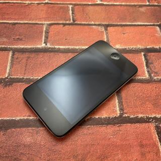 アイポッドタッチ(iPod touch)のApple iPod touch  第4世代 ブラック 8GB(ポータブルプレーヤー)