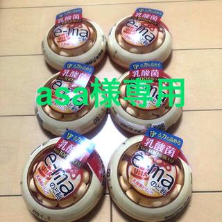 ユーハミカクトウ(UHA味覚糖)のUHA味覚糖 e-maのど飴 乳酸菌ドリンク 6個(菓子/デザート)