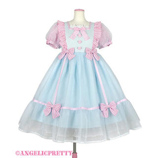 Angelic Pretty - Angelic Pretty ふんわりパフェワンピース