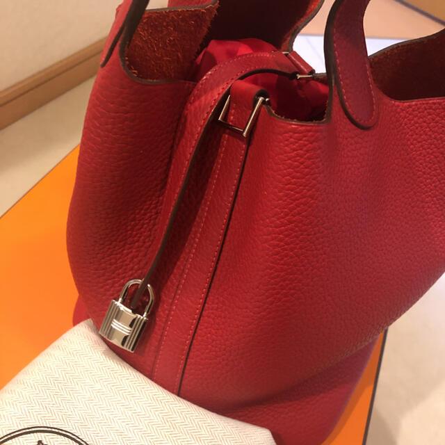 Hermes(エルメス)の【美品】エルメス ♡ピコタンロック mm レディースのバッグ(ハンドバッグ)の商品写真