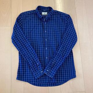 メンズメルローズ(MEN'S MELROSE)のチェックシャツ メンズ サイズ4(シャツ)