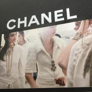 シャネル(CHANEL)のシャネル シルクツイードジャケット オフホワイト38(テーラードジャケット)