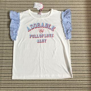 エフオーキッズ(F.O.KIDS)の新品algyTシャツ Mサイズ(Tシャツ/カットソー)