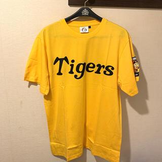 【レア】阪神タイガース 2021 沖縄キャンプ Tシャツ 新品未使用(応援グッズ)