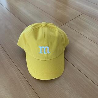 エムアンドエム(M&M)のベビー、キッズ キャップ(帽子)