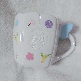 Starbucks Coffee - 【新品】Starbucks Coffee 2021さくら限定マグカップ