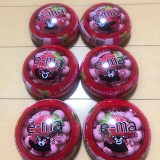 ユーハミカクトウ(UHA味覚糖)のUHA味覚糖 e-maのど飴 ゆうべに苺   6個(菓子/デザート)