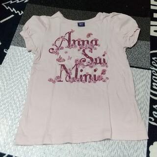 ANNA SUI mini - ANNA SUI MINI パフスリーブTシャツ