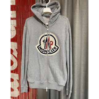 MONCLER - 定価半額以下 国内正規 モンクレール ジーニアス ビッグロゴ パーカー