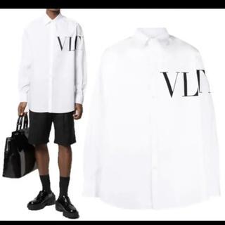 VALENTINO - valentino VLTNロゴシャツ