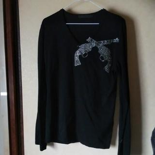 ロアー(roar)のロアーVネックTシャツ。(Tシャツ/カットソー(七分/長袖))