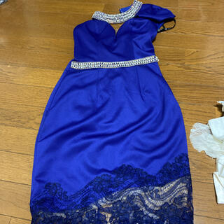 エンジェルアール(AngelR)のエンジェルアール 青 ドレス(ナイトドレス)