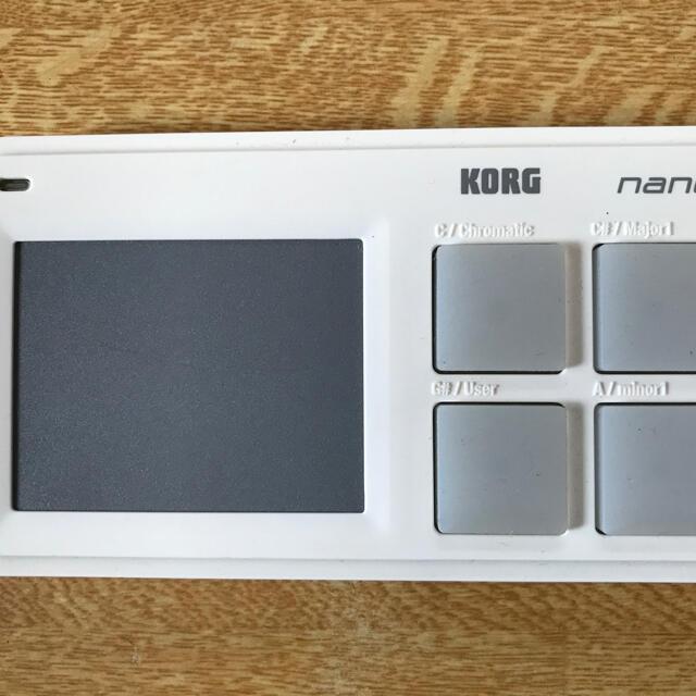KORG(コルグ)のKORG nanoPAD2 楽器のDTM/DAW(MIDIコントローラー)の商品写真