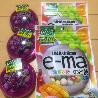 ユーハミカクトウ(UHA味覚糖)のUHA味覚糖 e-maのど飴 (菓子/デザート)