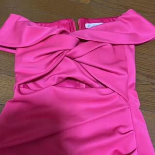 ピンクドレス ナイト キャバクラ(ナイトドレス)