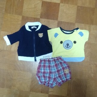 キムラタン(キムラタン)の70サイズ 夏服 キムラタン(Tシャツ)