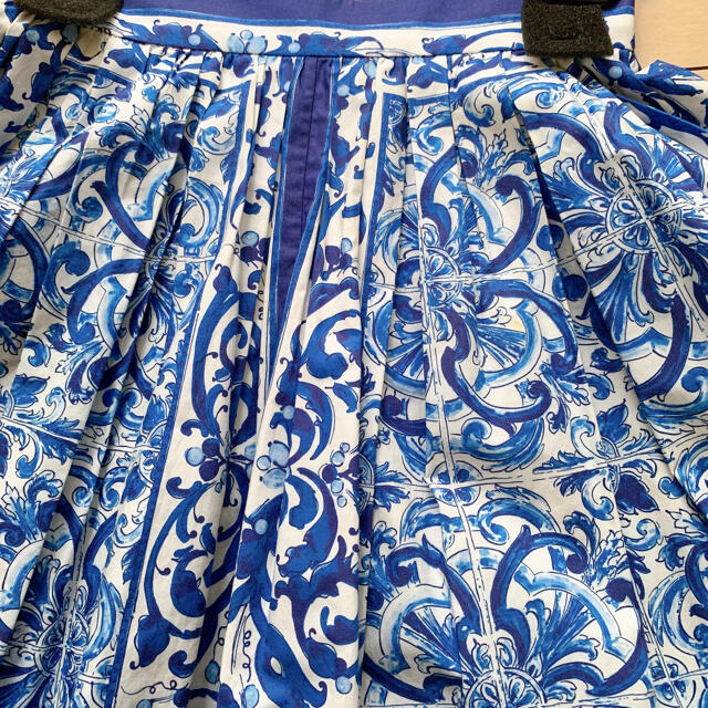 DOLCE&GABBANA(ドルチェアンドガッバーナ)のDolce&Gabbana  スカート マヨリカ レディースのスカート(ひざ丈スカート)の商品写真