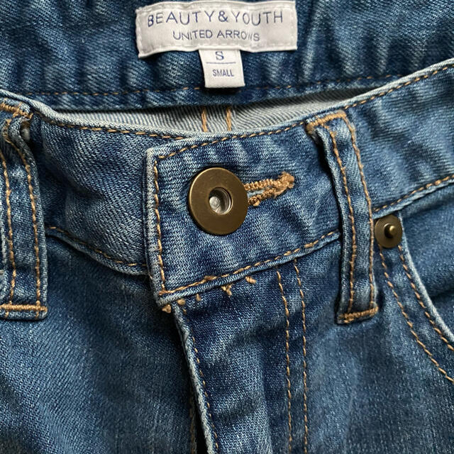 BEAUTY&YOUTH UNITED ARROWS(ビューティアンドユースユナイテッドアローズ)のユナイテッドアローズ スキニーデニム メンズのパンツ(デニム/ジーンズ)の商品写真