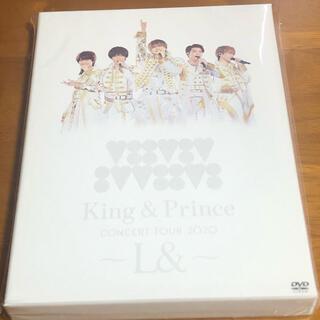 Johnny's - King & Prince CONCERT TOUR 2020 ~L&~(初回限