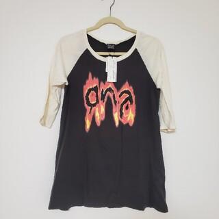 アールエヌエー(RNA)のRNA Tシャツ Mサイズ 【未使用品】(Tシャツ(長袖/七分))