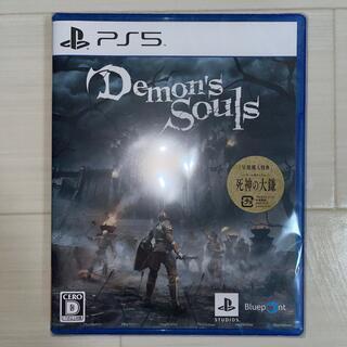 PlayStation - PS5 Demon's Souls デモンズソウル プレイステーション5