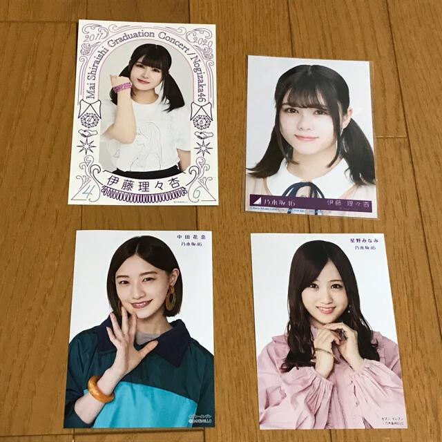 乃木坂46(ノギザカフォーティーシックス)の乃木坂46 生写真 チケットの音楽(女性アイドル)の商品写真
