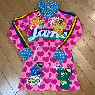 ジャム(JAM)のJAM美品 ジャージ上着 グラグラ (ジャケット/上着)