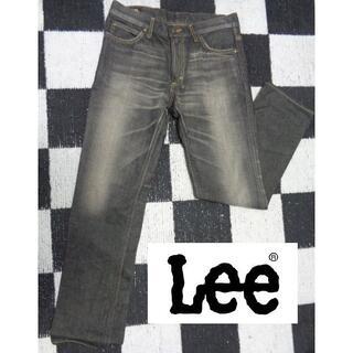 リー(Lee)の【リー Lee】W32ブラックデニムジーンズGパン(デニム/ジーンズ)