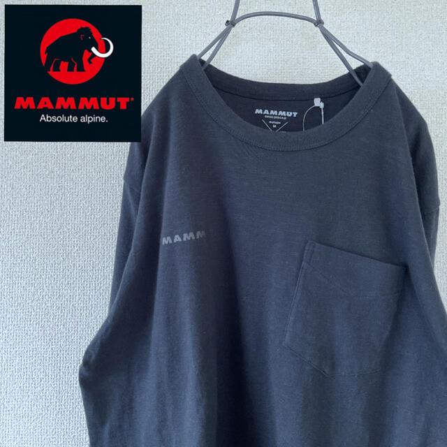 Mammut(マムート)のMAMMUT 長袖 新品 メンズのトップス(Tシャツ/カットソー(七分/長袖))の商品写真