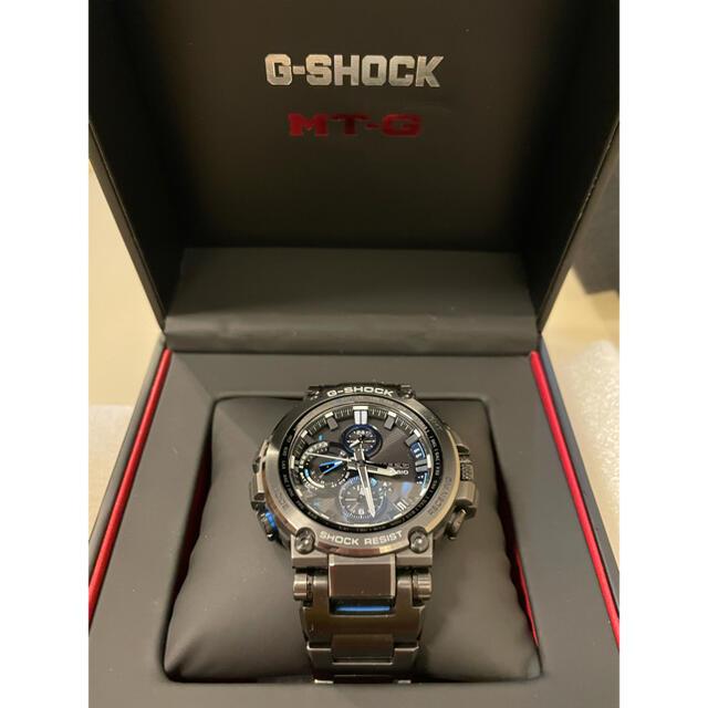 G-SHOCK(ジーショック)のG-SHOCK MT-G B1000BD-1AJF メンズの時計(腕時計(アナログ))の商品写真