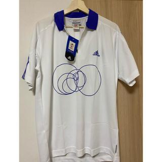アディダス(adidas)のFIFA W杯 日韓2002年 ポロシャツ(記念品/関連グッズ)