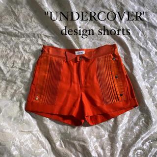 アンダーカバー(UNDERCOVER)のUNDERCOVER design shorts アンダーカバー ショーツ(ショートパンツ)