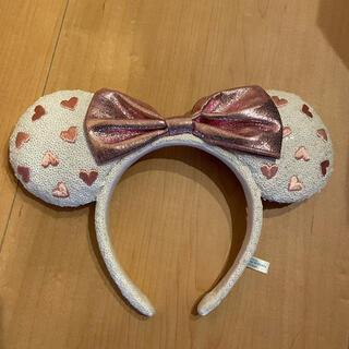 Disney - ディズニー カチューシャ スパンコール