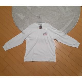 ジーユー(GU)の鬼滅の刃 GU コラボTシャツ 柱(Tシャツ/カットソー(七分/長袖))