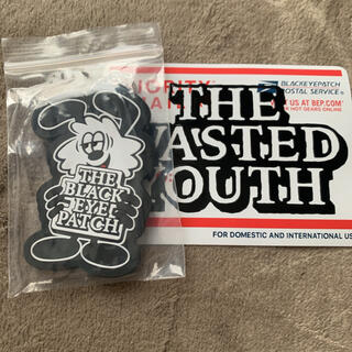 GDC - black eye patch × wasted youth verdy