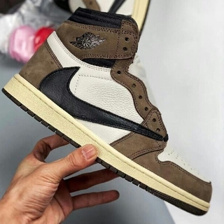 ナイキ(NIKE)のTravis Scott x Air Jordan 1 High OG SP(スニーカー)