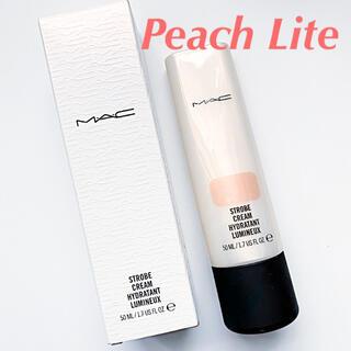 MAC - 9.5割✴︎ MAC ストロボクリーム ピーチライト 50ml
