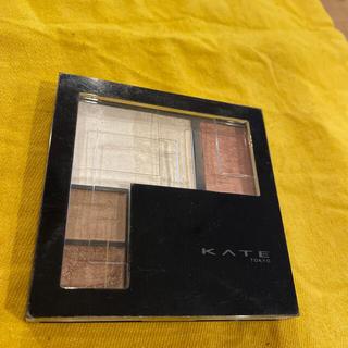 ケイト(KATE)のKATE ホワイトシェイピングパレット(フェイスカラー)