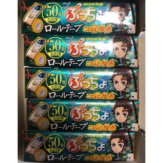 ユーハミカクトウ(UHA味覚糖)のぷっちょ 鬼滅の刃パッケージ (菓子/デザート)