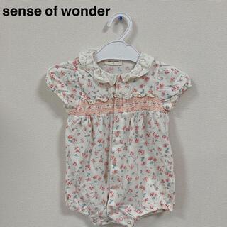 sense of wonder - sense of wonder センスオブワンダー ロンパース 80