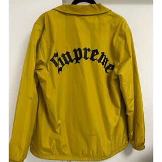 Supreme - supreme coach jacket