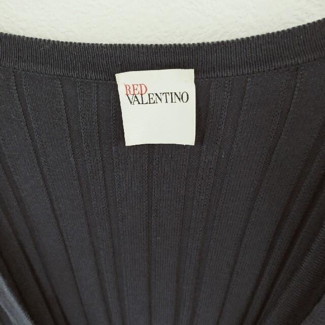 RED VALENTINO(レッドヴァレンティノ)のレディース レッドヴァレンティノ 長袖カーディガン Sサイズ レディースのトップス(カーディガン)の商品写真