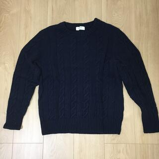 バックナンバー(BACK NUMBER)のセーター(ニット/セーター)