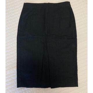 ポロラルフローレン(POLO RALPH LAUREN)のPOLO RALPH LAUREN ブラック 黒 ペンシル スカート(ひざ丈スカート)
