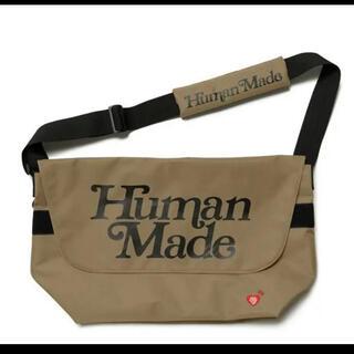Supreme - HUMAN MADE VERDY MESSENGER BAG Olive