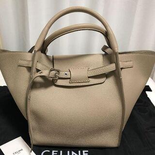 celine - セリーヌ CELINE ビッグバッグ スモール ライトトープ