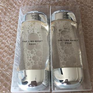 イプサ(IPSA)のイプサ ザ・タイムR アクア 200ml 2本セット(化粧水/ローション)