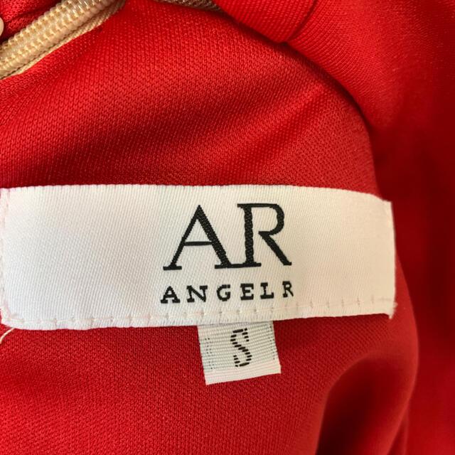 AngelR(エンジェルアール)のAR エンジェルアール ミニドレス レディースのフォーマル/ドレス(ミニドレス)の商品写真